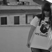 Camiseta Los Animales No Somos Comida