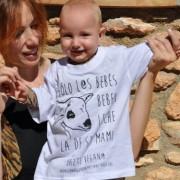 Foto camiseta niña